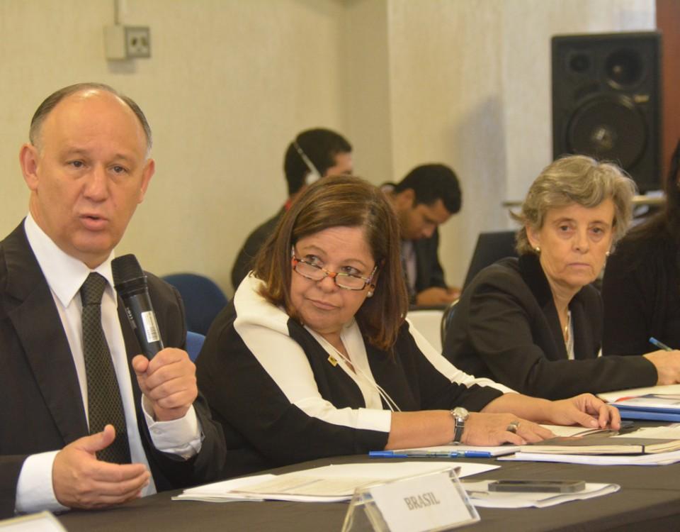 10 AÑOS de RAADH: Reunión Plenaria con agenda que contribuye a consolidar los derechos humanos en la región