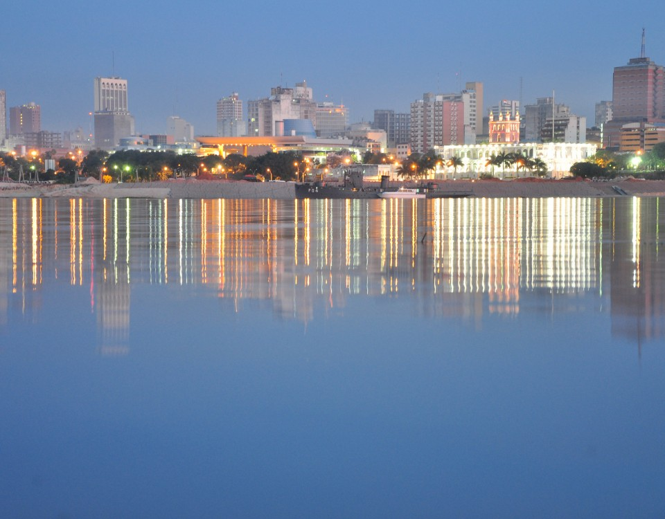 Asunción- Paraguay.  Foto: Anztowa